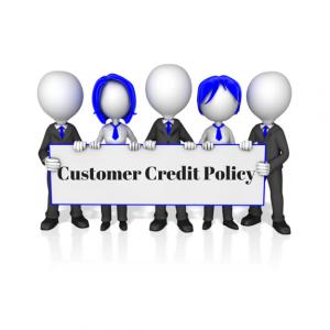 Customer Credit Policy 2